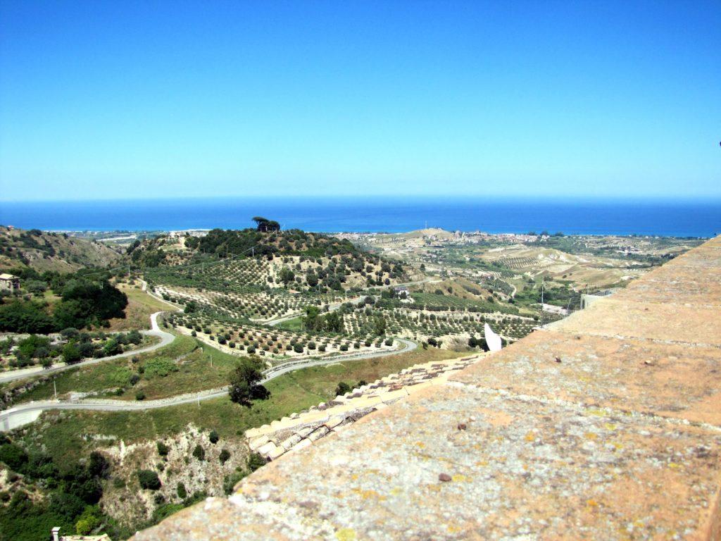 Casa Mandorle - view