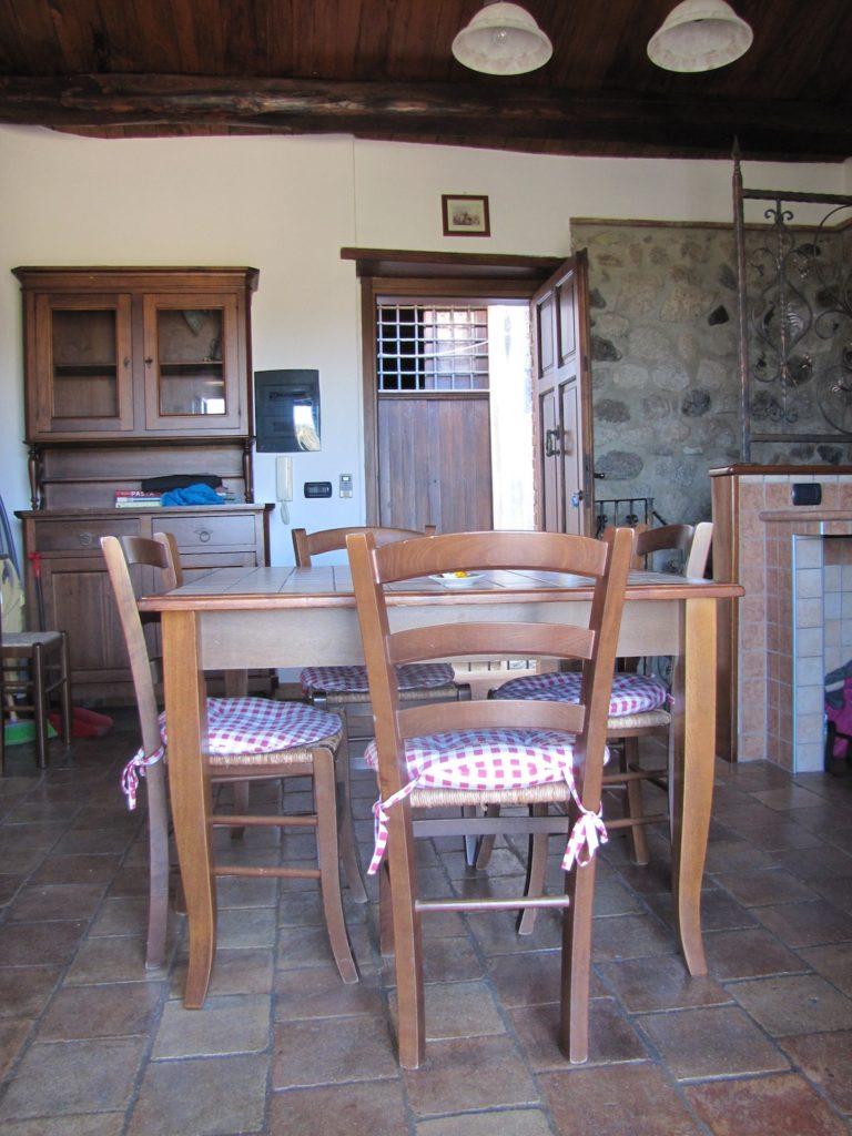 Casa delle Violette - kitchen