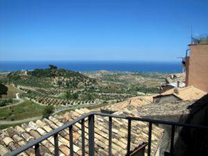 Casa delle Violette - view from balcony