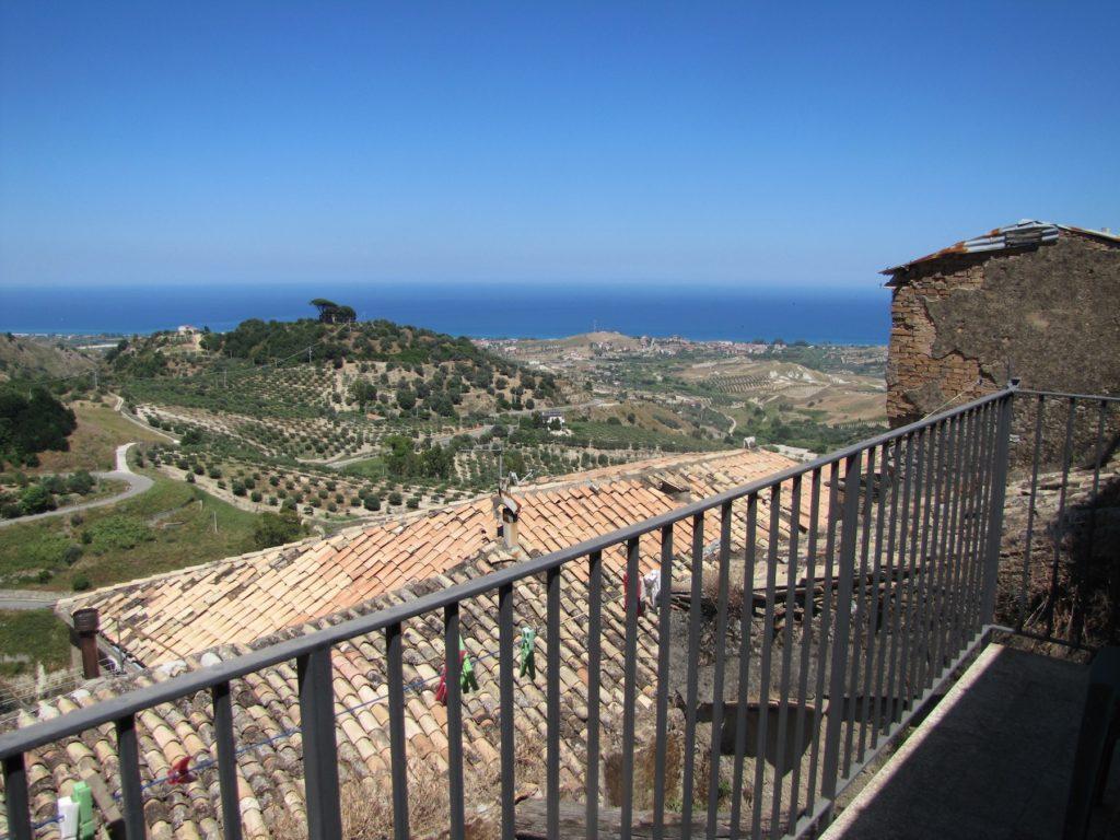 Casa Kristina - view from balcony